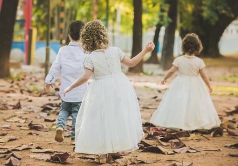 BEBÊ E CRIANÇA de Lucca, Alícia e Rafaela