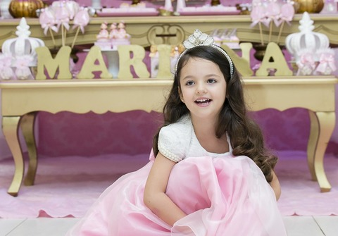FESTA INFANTIL de Mariana 5 anos