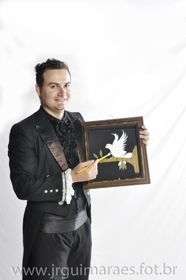magico passarinho