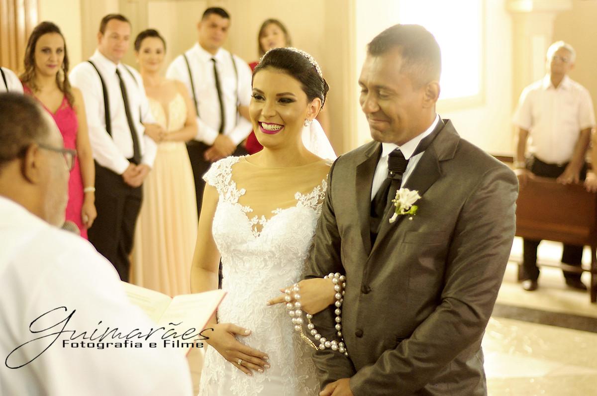 noivos casados