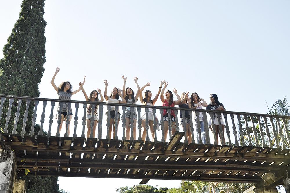 ponte amigas