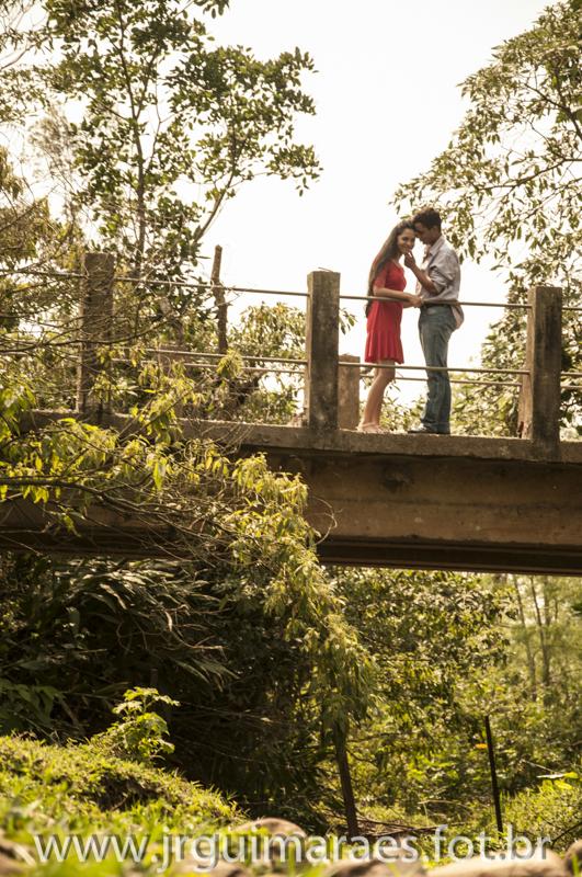 ensaio casal ponte