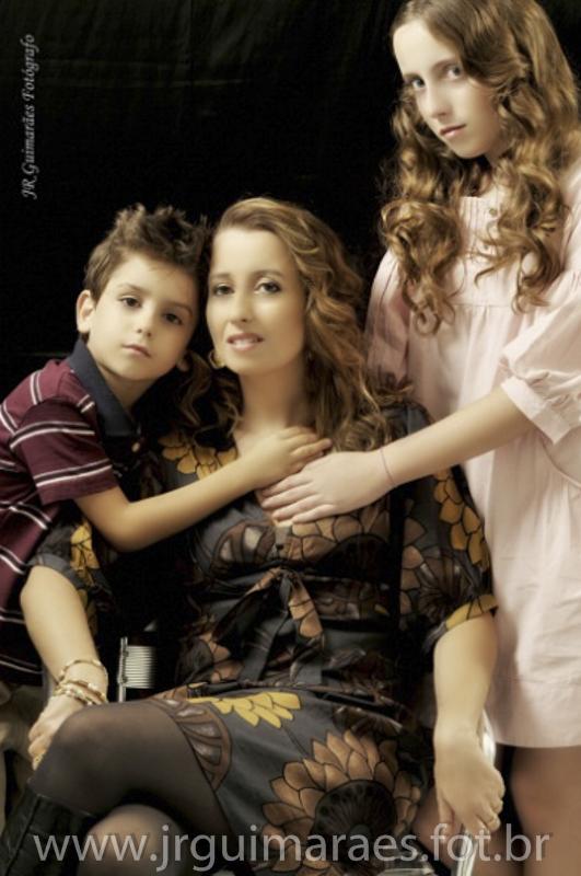 ensaio fotografico  mae e filhos