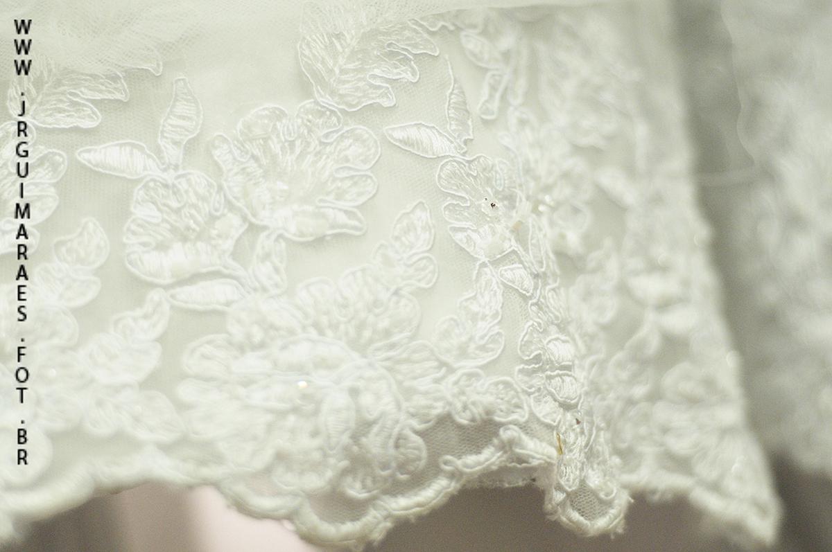 detalhe vestido noiva