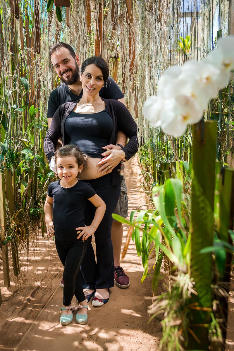 Foto de Glauber + Débora + Pietra = Maya