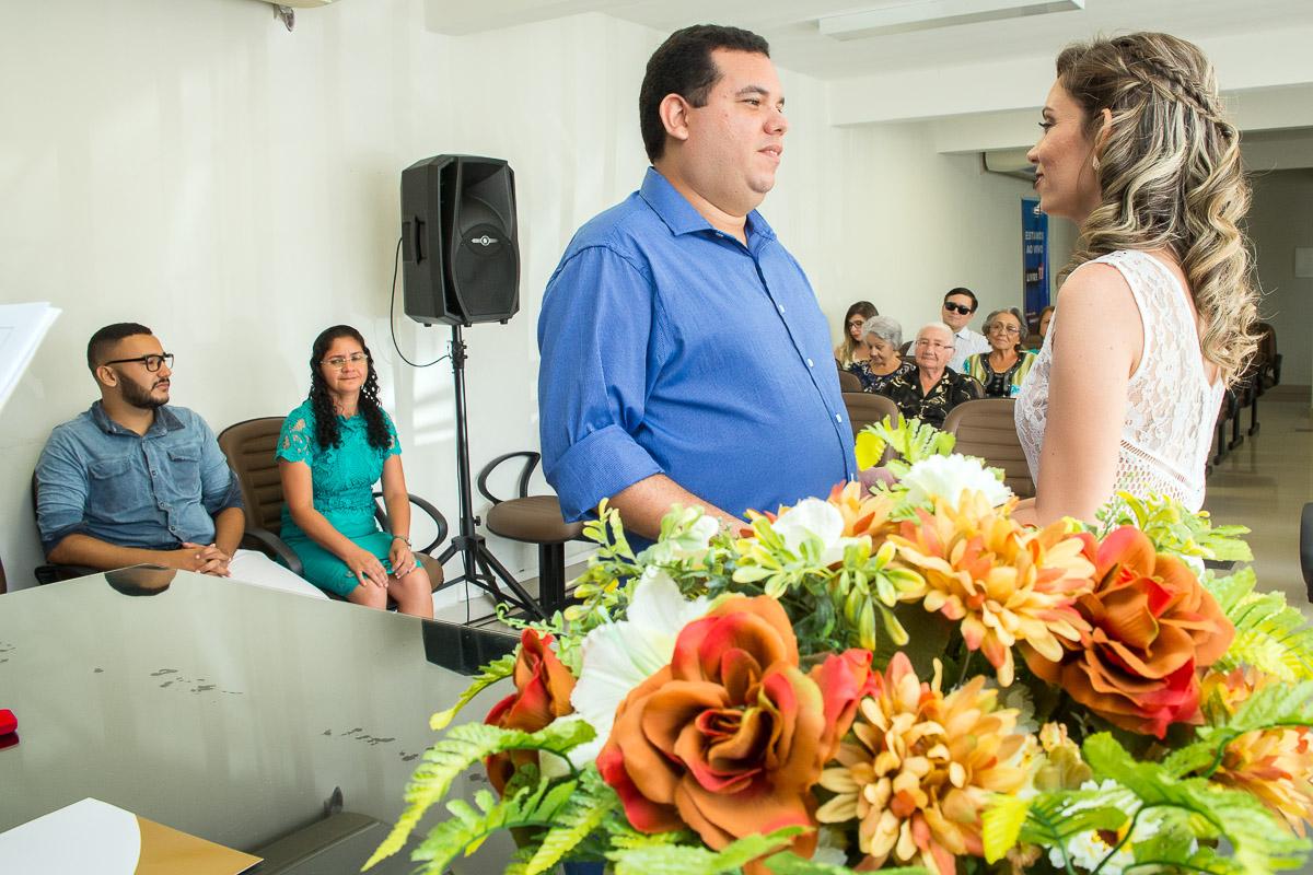 Foto de Arnaldo e Natália