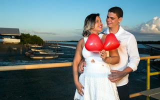 Pre Wedding de Camila e Jefferson
