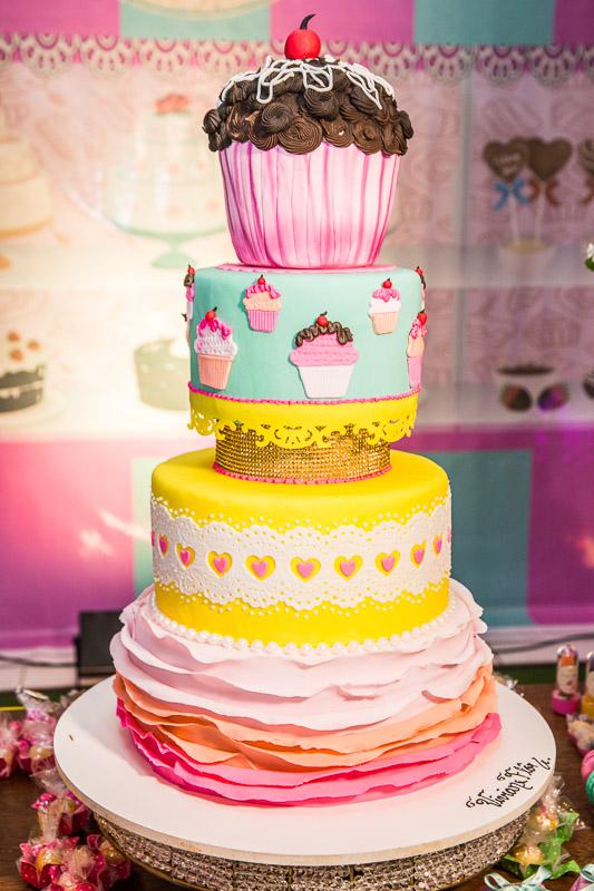 bolo do aniversário de 1 ano