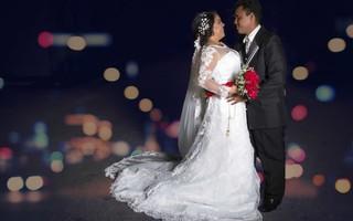 Casamentos de Layze e Antonio