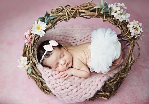 ensaio newborn de Ensaio Newborn da Laura