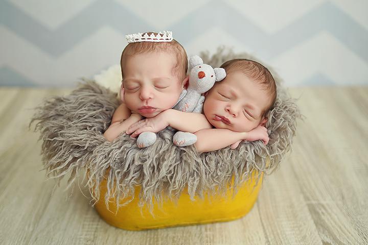book newborn gêmeos rj