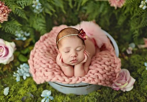 ensaio newborn de Ensaio Newborn da Maitê