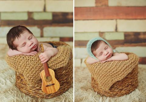 ensaio newborn de Ensaio Newborn do Gael