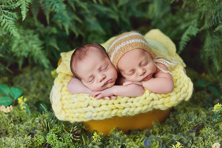 newborn-gêmeos-rj