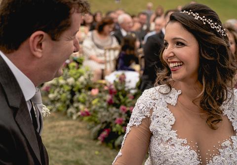 Casamento de Fernanda + Cássio