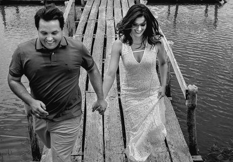 Pré Wedding de Ensaio de Namoro Juliana e Renato