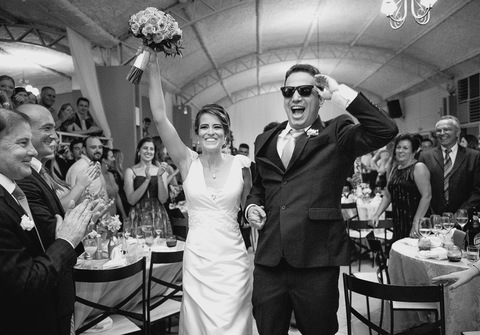 Casamento de Bella + Cadu