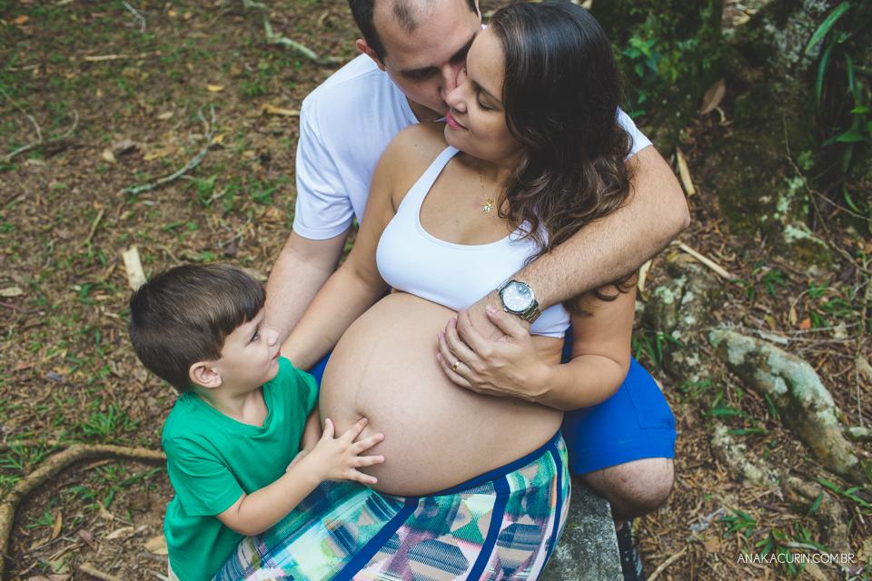 ensaio, gestante, gestação, book, grávida, família, floresta da tijuca, ensaio externo, ensaio fotográfico