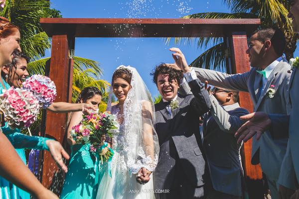 Casamento de Maiara + Gabriel
