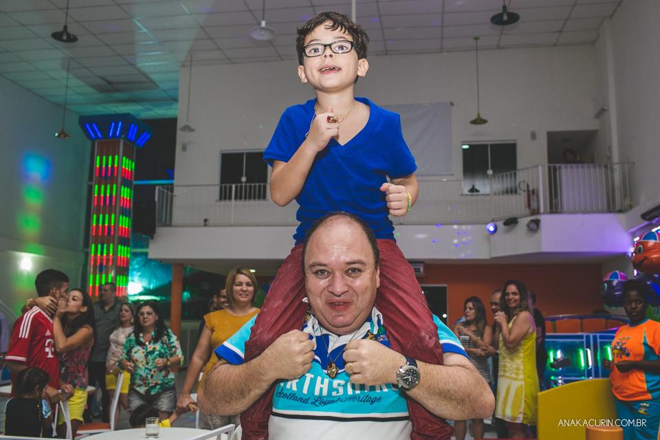 Foto de Pedro Henrique 8 anos