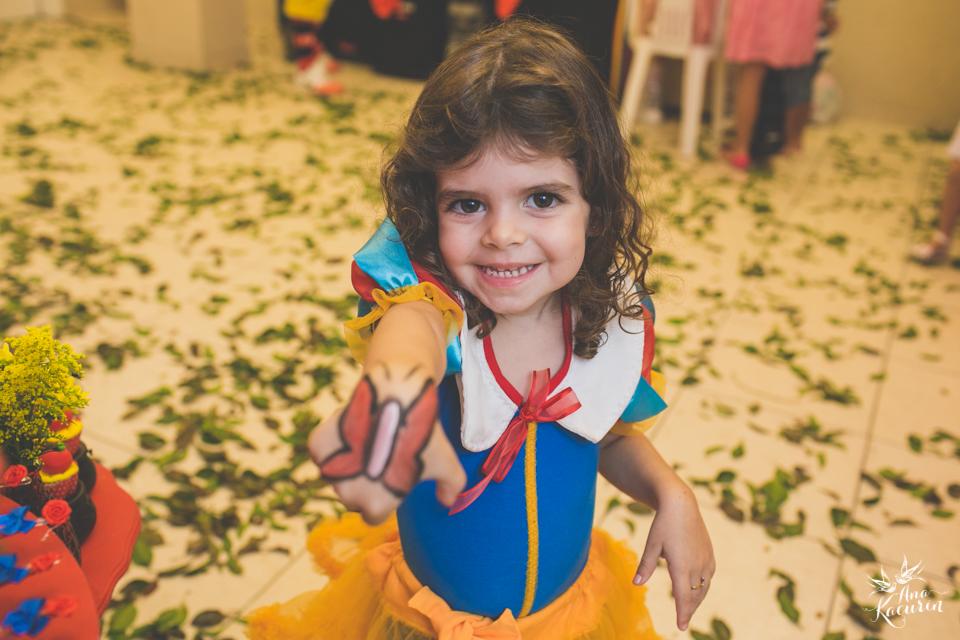 Foto de Luisa 3 anos