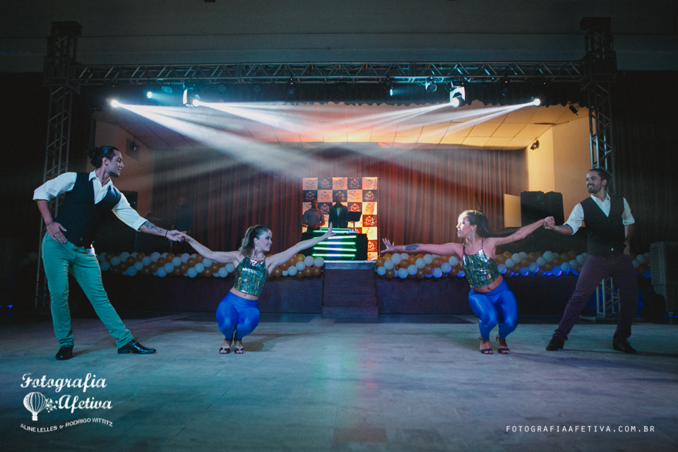 Photographie Aline Affective Lelles et Rodrigo Wittitz, Photographie, danse, fête d'anniversaire, anniversaire Jaime Arôxa, Maison espana, Humaita, Rio de Janeiro - RJ - Brésil