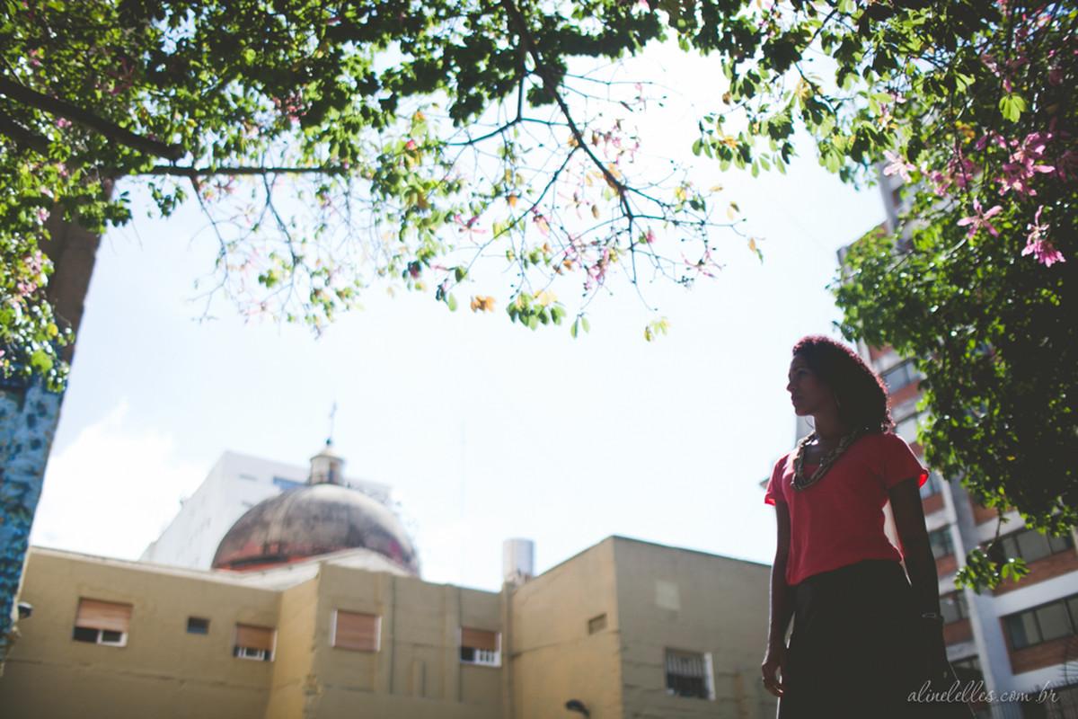 Amanhã, ninguém sabe | Dani Batista por Aline Lelles | Ensaio Pessoal | Buenos Aires