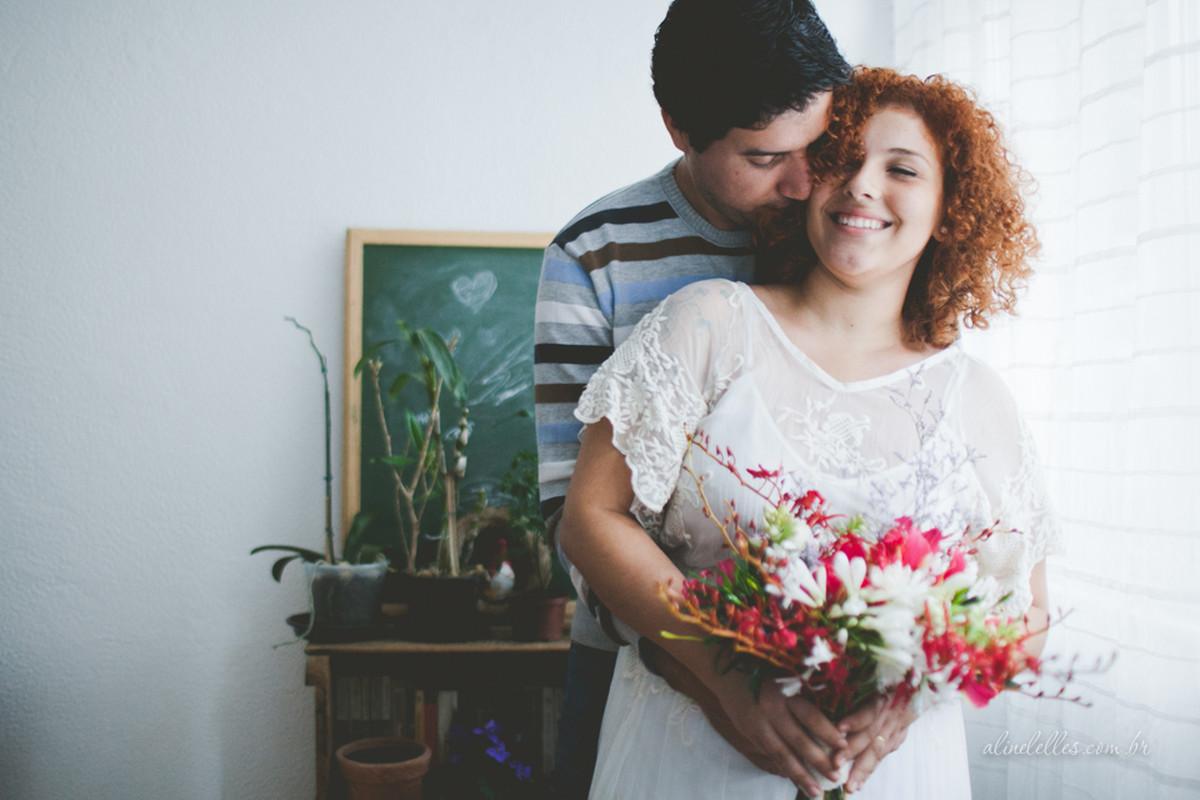 Livros, chás e histórias de amor | Ensaio de Casal Rio de Janeiro | Winnee e Ângelo