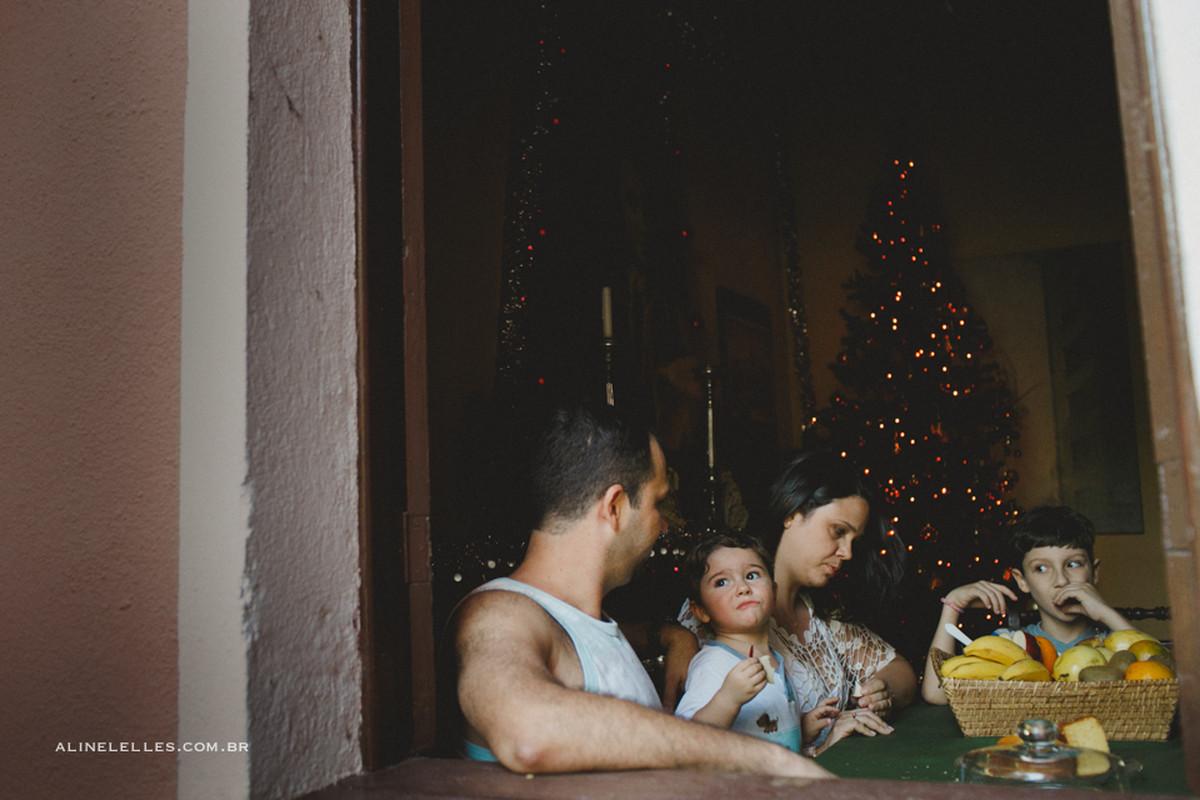 Resgatando valores | Aline, Carlos, Lucas e Bê | Fotografia de Família Rio de Janeiro