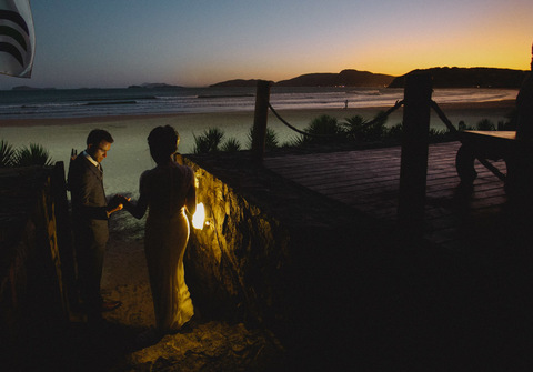 Casamento de Casamento Cami e Dustin {Brasil e Canadá} | Pousada Espelho das Águas Búzios