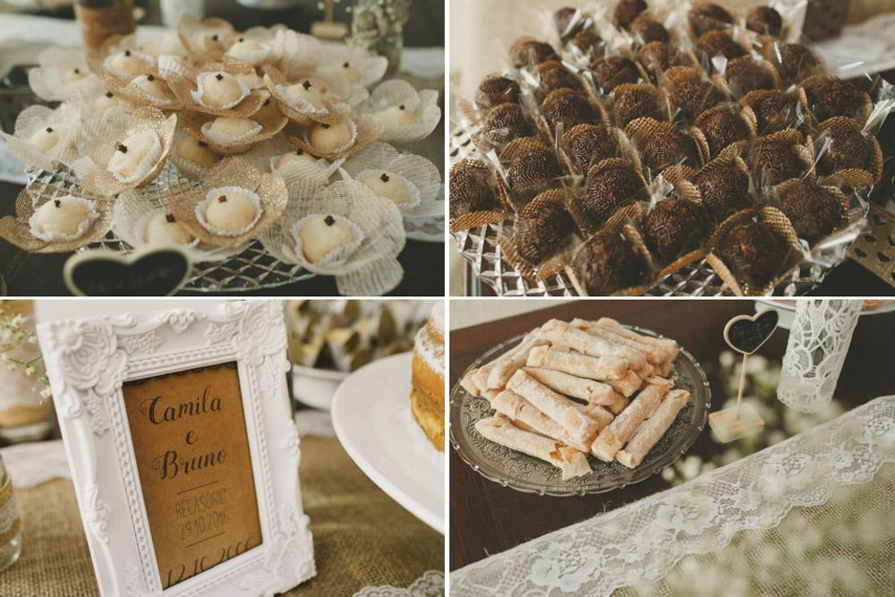 Wedding Decoration | (Re) Casamento Camila e Bruno - 10 anos pra casar de novo