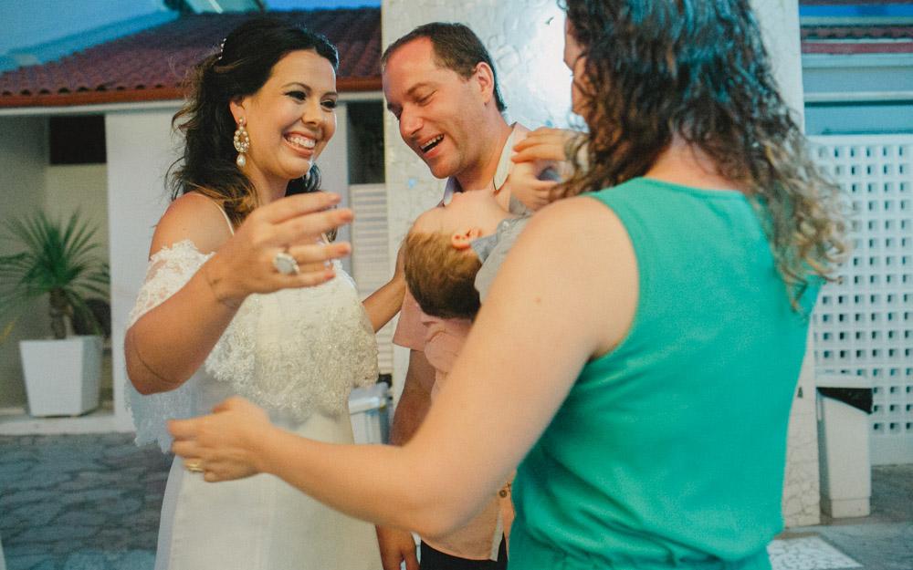 Wedding | Cerimônia de Casamento | (Re) Casamento - Camila e Bruno - Pousada A Capela - Arembepe - BA