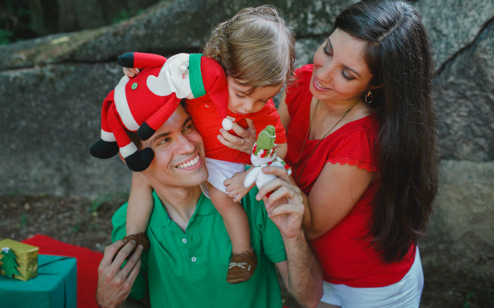 Papai Noel | Dezembro | Natal | Árvore de Natal | Presentes | Enfeites de Natal