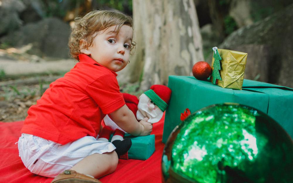 Fotografia de Família | Sessão Fotográfica | Fotos de Natal | Ensaio de Natal