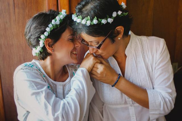 Fotografia de Casamento de Casamento Celta Lili e Analu