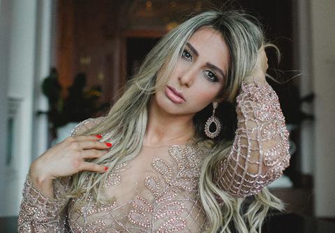 Ensaio Feminino de Ensaio Feminino | Ludmila Alice | Copacabana Palace