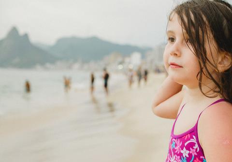 Família, Crianças e Bebês de Fotodocumental de Família | Festa de Iemanjá no Rio de Janeiro