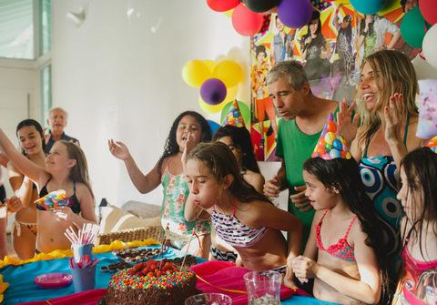 Festa Infantil de Festa Infantil | Marina 9 anos | Itanhangá | Rio de Janeiro