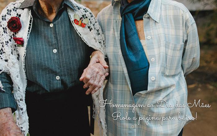 Imagem capa - Nossa singela homenagem ao Dia das Mães • Fotografia Afetiva por Aline Lelles