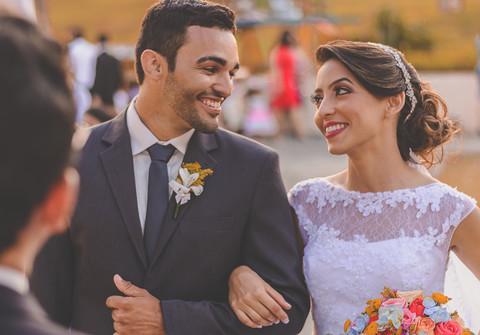 Casamento | Wedding de Léticia + Alisson