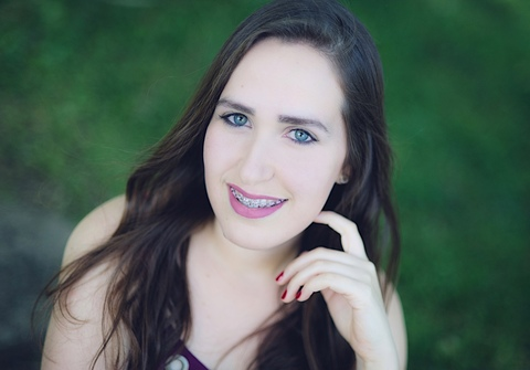 Ensaio Individual de Bianca Oliveira
