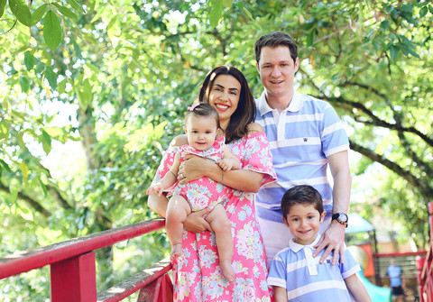 Ensaio Infantil de Maria Paula - 8 meses