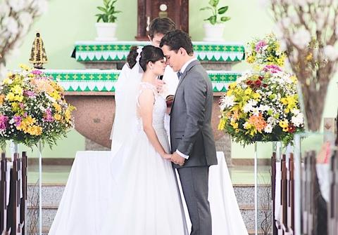 Casamento de Éliton & Paolla