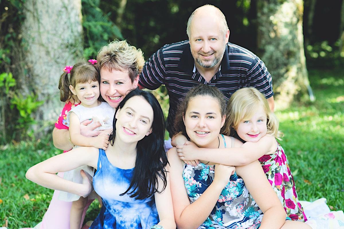 ensaio família - book - mãe de meninas - ensaio fotográfico - são bento do sul - rio negrinho - chroma fotografia