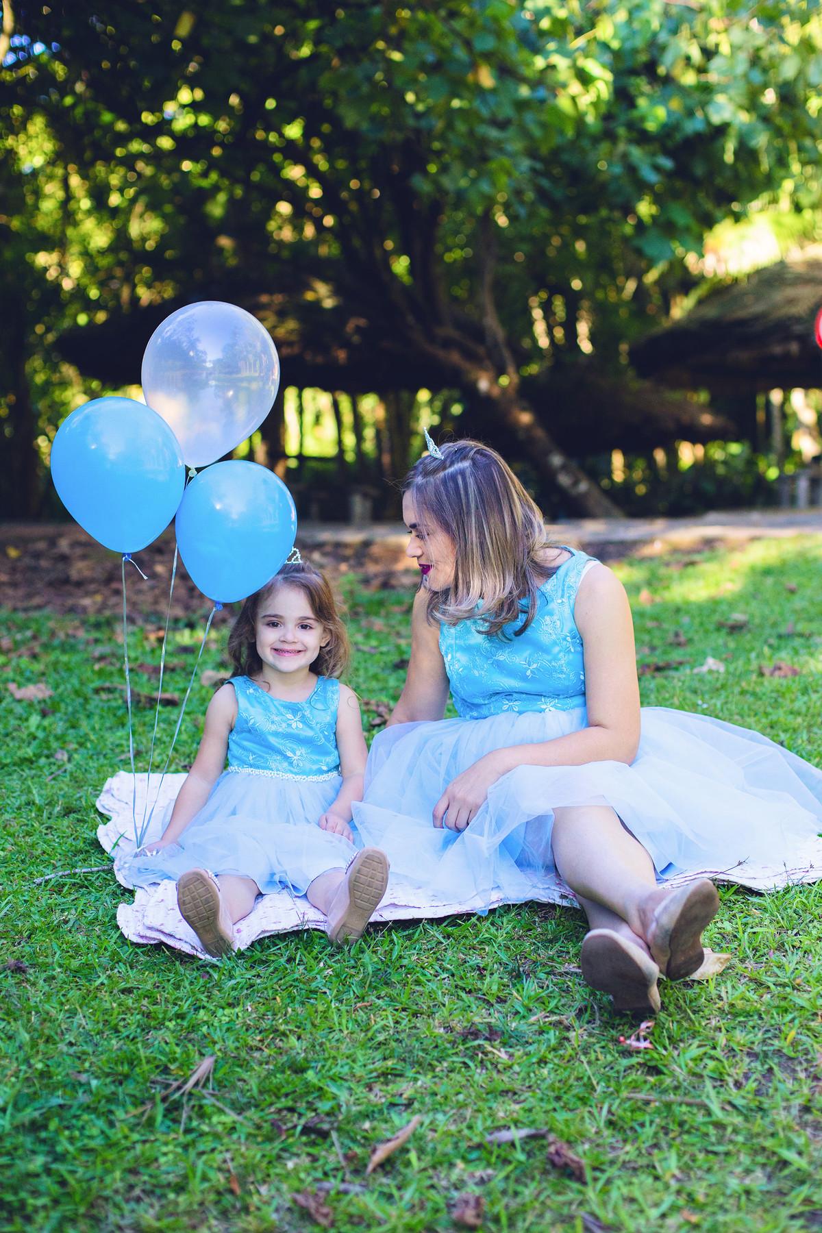 ensaio fotográfico - ensaio mãe e filha - Diangili e Isabella - jaraguá do sul - chroma fotografia