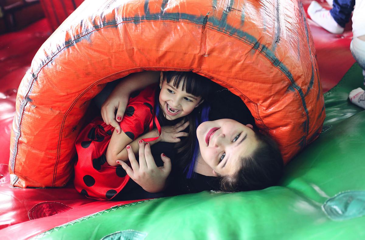 Aniversário - Lara 6 anos - Jaraguá do Sul - Chroma Fotografia - Tema Ladybug