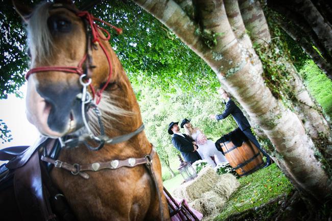 casamento de dia paraíso das águas country cavalos são bento do sul chroma fotografia