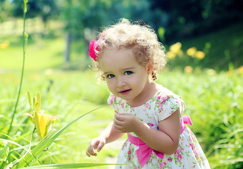 Ensaio Infantil de Isadora