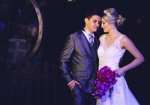 Casamento de Suelen & Aluísio