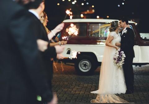 Casamento de Caroline & Leandro